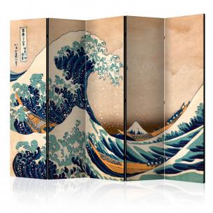 Paravan Hokusai: The Great...