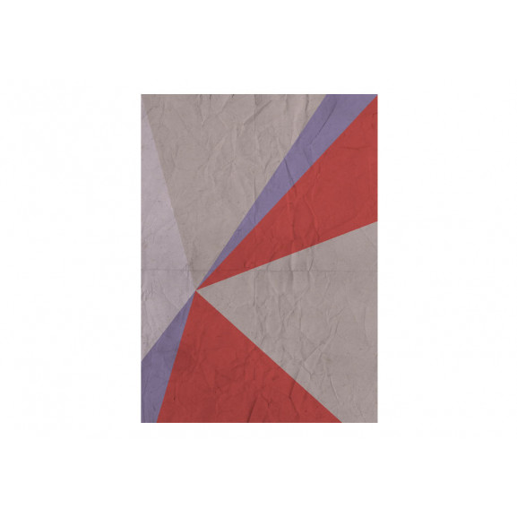 Fototapet Triangles! 50 cm x 1000 cm naturlich.ro