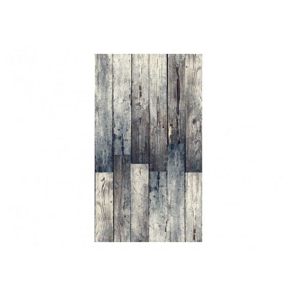 Fototapet Wooden Floor: Gradient 50 cm x 1000 cm naturlich.ro