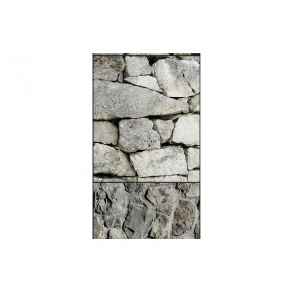 Fototapet Gray Stones 50 cm x 1000 cm naturlich.ro
