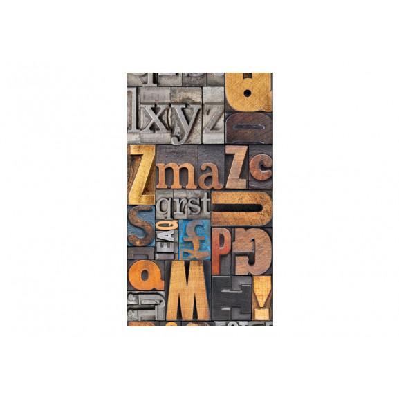 Fototapet Verbal Puzzle 50 cm x 1000 cm naturlich.ro
