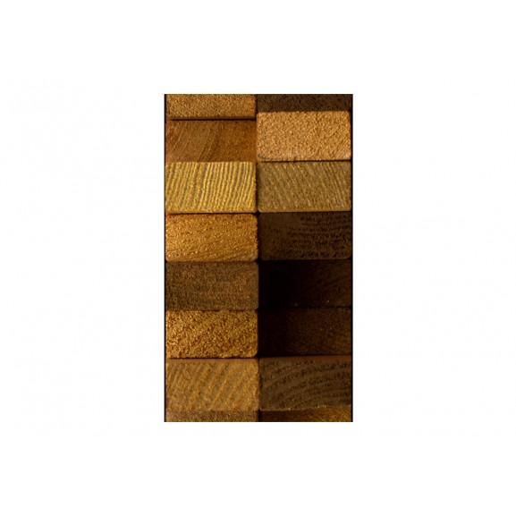 Fototapet Wooden Wall 50 cm x 1000 cm naturlich.ro
