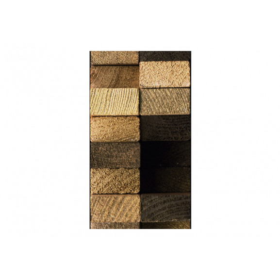 Fototapet Protected By The Wooden Weave 50 cm x 1000 cm naturlich.ro