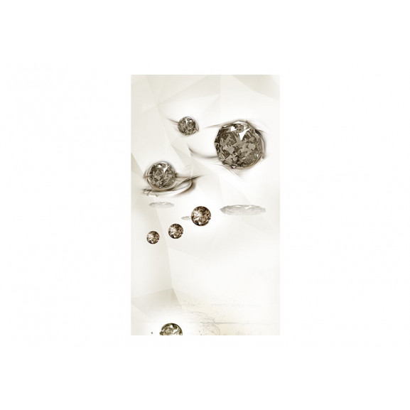 Fototapet River Of Blaze 50 cm x 1000 cm naturlich.ro