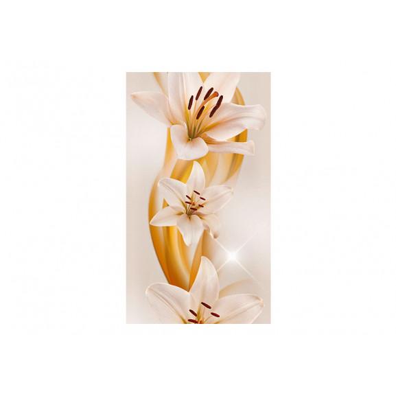 Fototapet Flower Plaits 50 cm x 1000 cm naturlich.ro