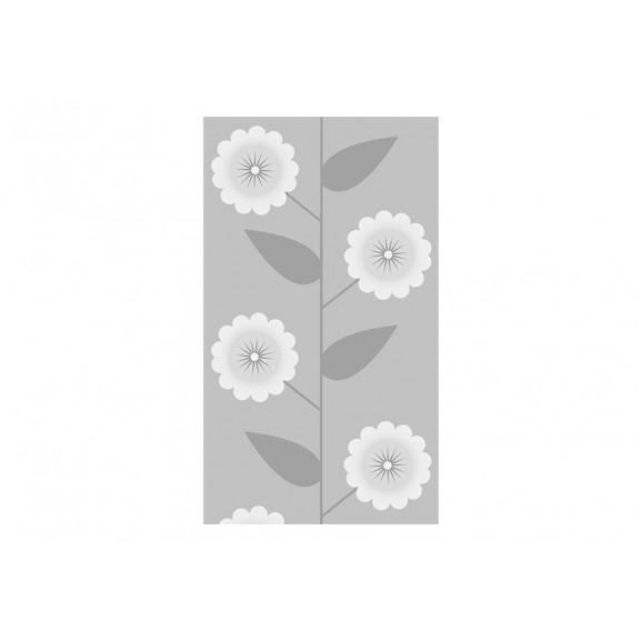 Fototapet Floral Pattern 50 cm x 1000 cm naturlich.ro