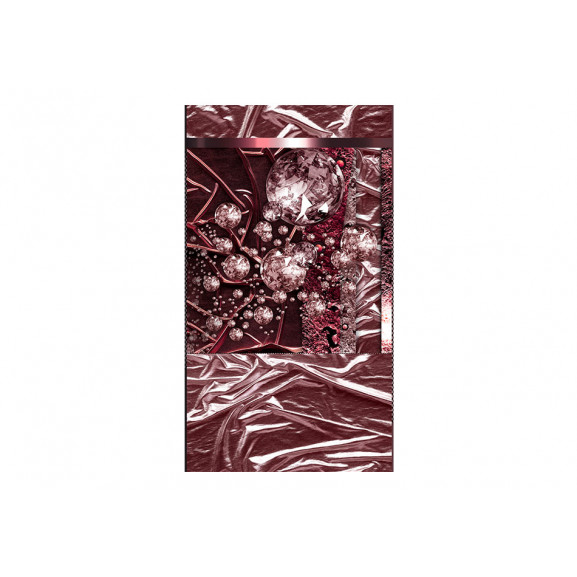 Fototapet Carmine Madness 50 cm x 1000 cm naturlich.ro