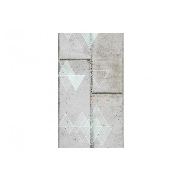 Fototapet Concrete And Triangles 50 cm x 1000 cm naturlich.ro