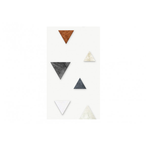 Fototapet Triangular Harmony 50 cm x 1000 cm naturlich.ro