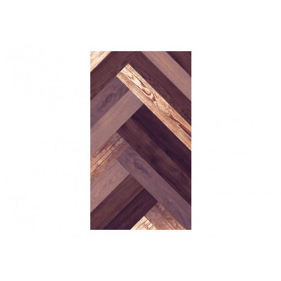 Fototapet Wooden Braid 50 cm x 1000 cm naturlich.ro