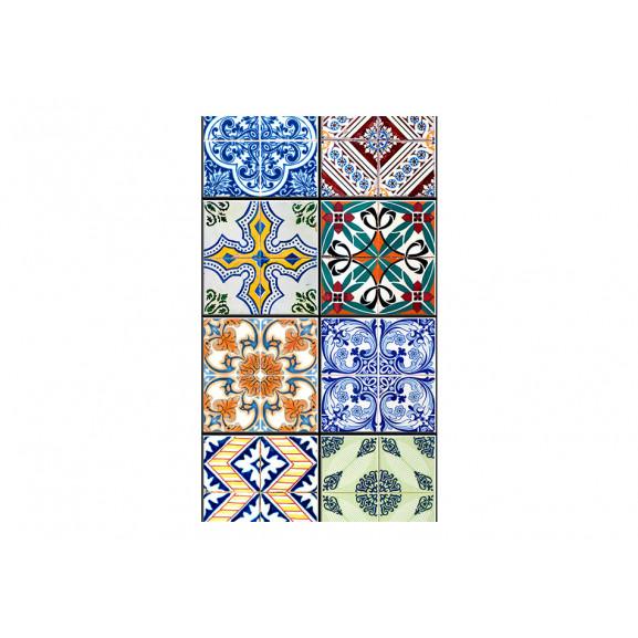 Fototapet Colorful Mosaic 50 cm x 1000 cm naturlich.ro