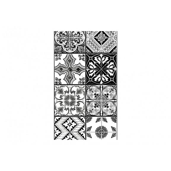 Fototapet Arabesque Black& White 50 cm x 1000 cm naturlich.ro