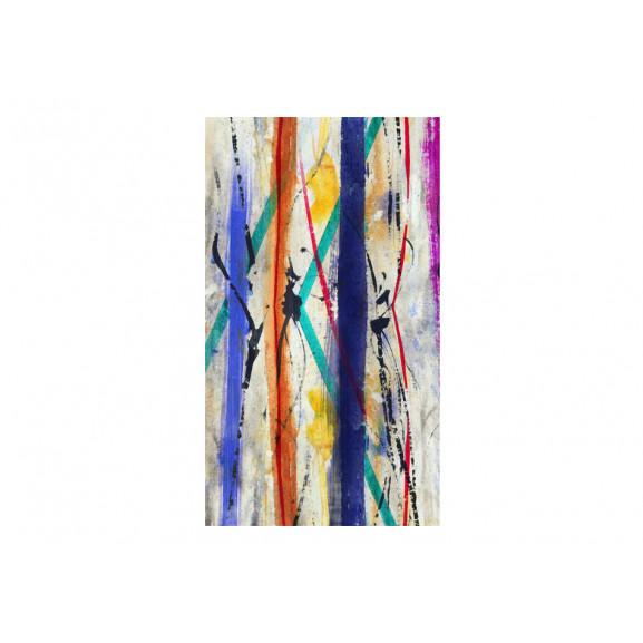 Fototapet Colorful Splash 50 cm x 1000 cm naturlich.ro