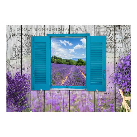 Fototapet Lavender Recollection 100 cm x 70 cm naturlich.ro