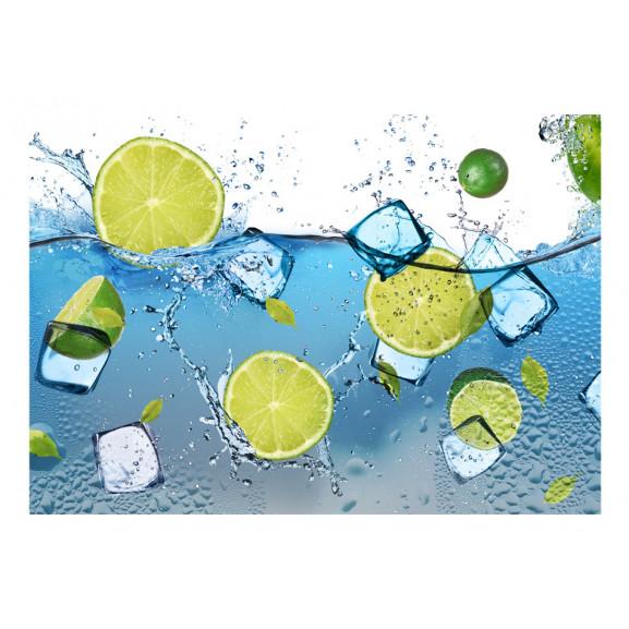 Fototapet Refreshing Lemonade 100 cm x 70 cm naturlich.ro