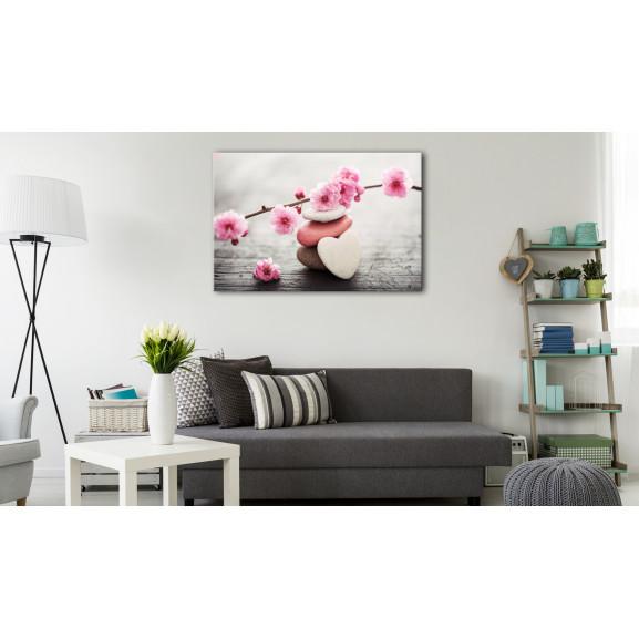 Tablou Zen: Cherry Blossoms Iv 120 cm x 80 cm naturlich.ro