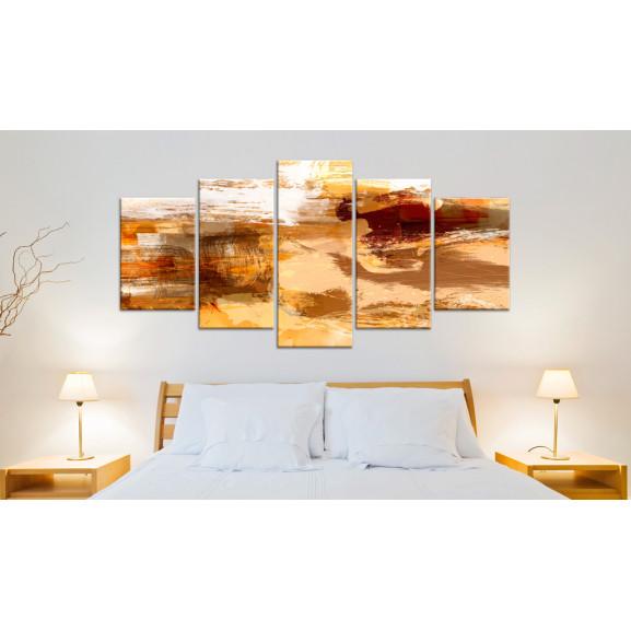 Tablou Desert Sands 100 cm x 50 cm naturlich.ro