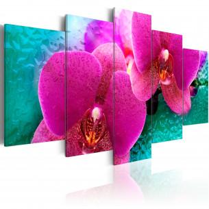 Tablou Exotic Orchids 100...