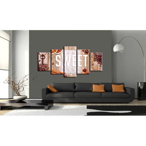 Tablou Cinnamon Inspiration 100 cm x 50 cm naturlich.ro