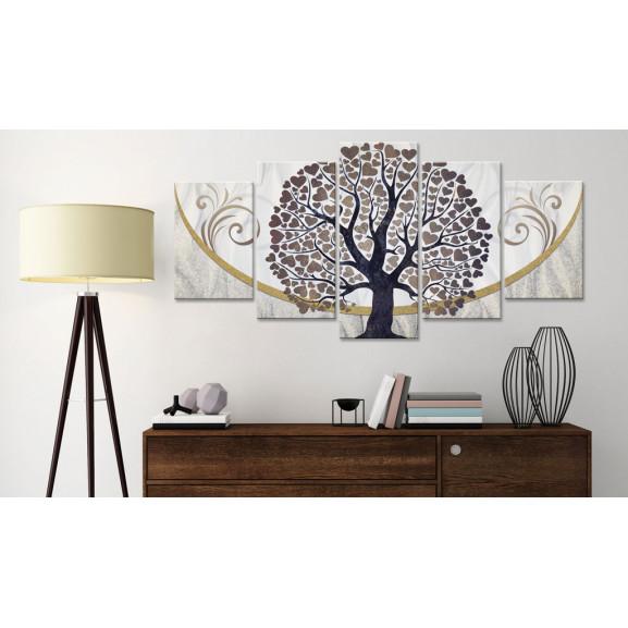 Tablou Tree Of Promise 100 cm x 50 cm naturlich.ro