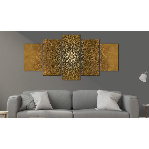 Tablou Spiritual Illumination 100 cm x 50 cm naturlich.ro