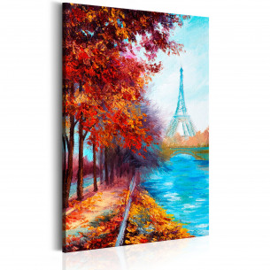 Tablou Autumnal Paris 60 cm...