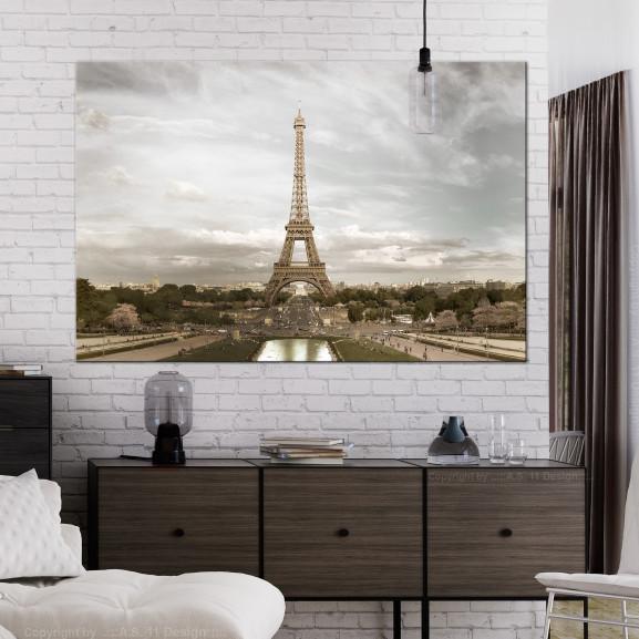 Tablou Pride Of Paris 120 cm x 80 cm naturlich.ro