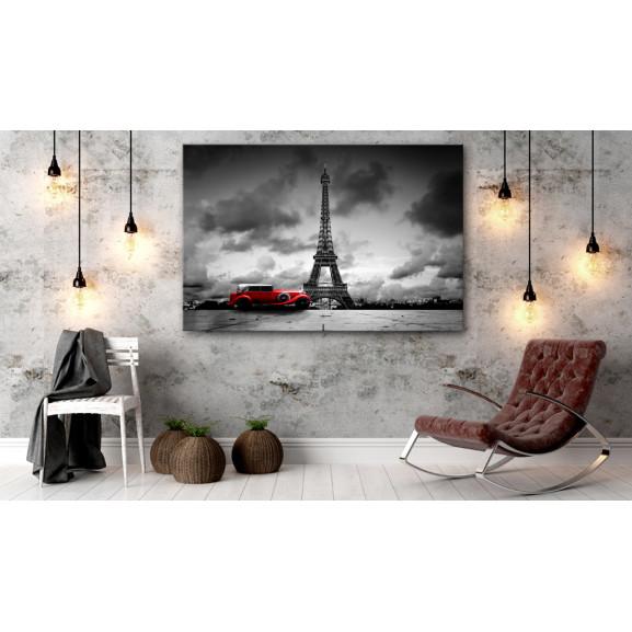 Tablou Paris Travels 120 cm x 80 cm naturlich.ro