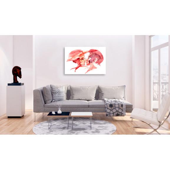Tablou Pastel Rapture 120 cm x 80 cm naturlich.ro