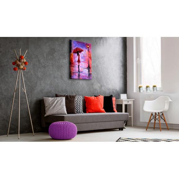 Tablou Colours Of Loneliness 40 cm x 60 cm naturlich.ro