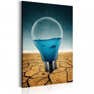 Tablou Aquarium Of Ideas 40...