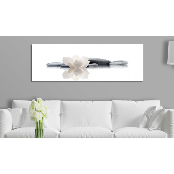 Tablou Spa, Beauty And Relaxation 120 cm x 40 cm naturlich.ro