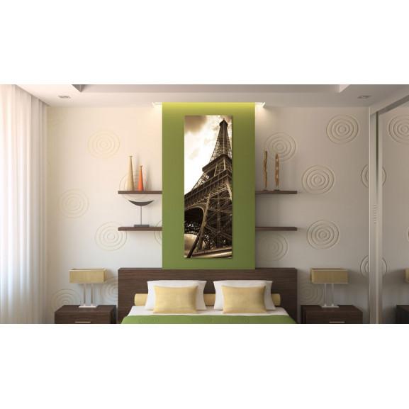 Tablou Oneiric Paris Sepia 40 cm x 120 cm naturlich.ro