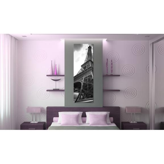 Tablou Oneiric Paris Black And White 40 cm x 120 cm naturlich.ro