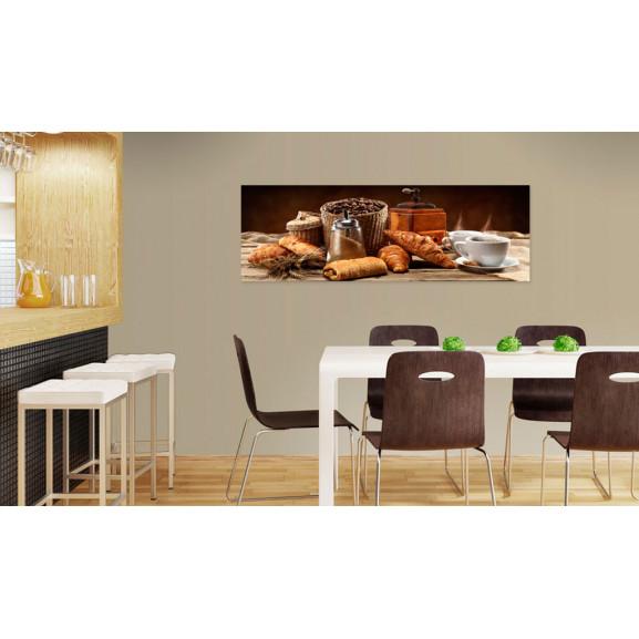 Tablou Dream Breakfast 120 cm x 40 cm naturlich.ro