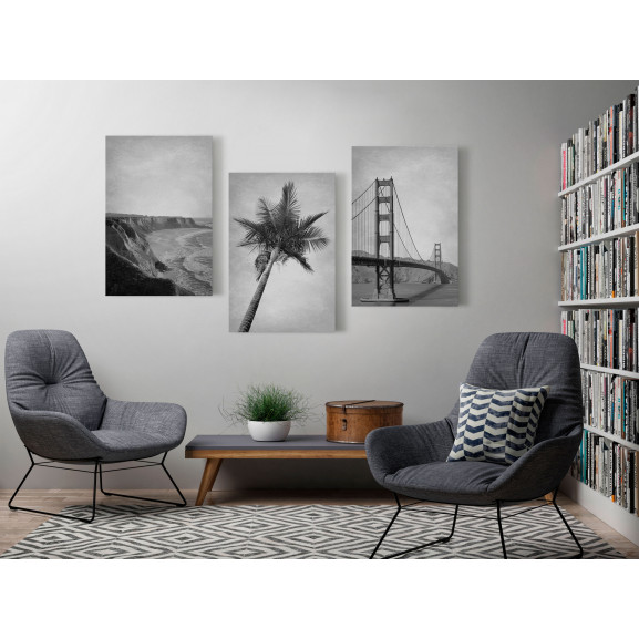 Tablou California (Collection) 120 cm x 60 cm naturlich.ro