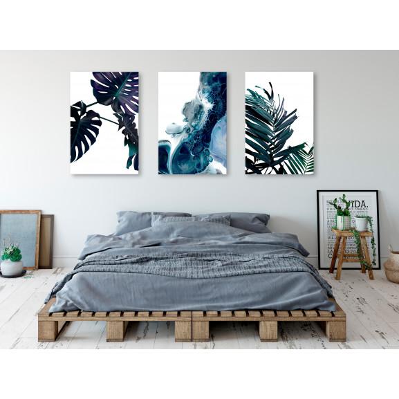Tablou Green Nature (Collection) 120 cm x 60 cm naturlich.ro