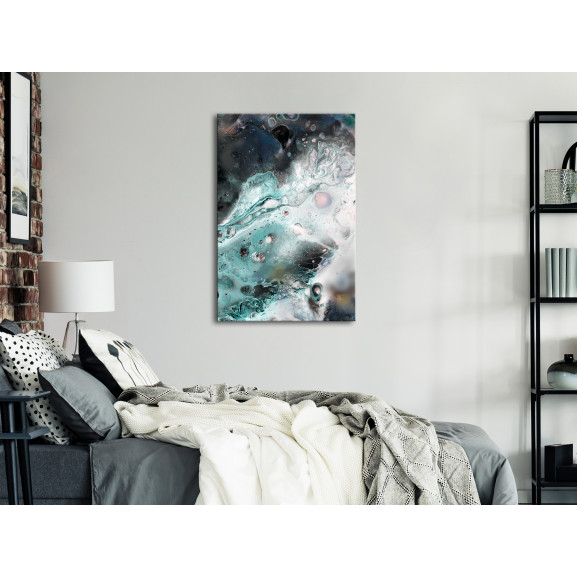 Tablou Sea Elements (1 Part) Vertical 40 cm x 60 cm naturlich.ro