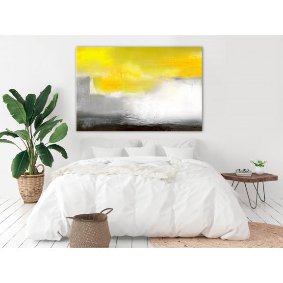 Tablou Bright Morning (1 Part) Wide 120 cm x 80 cm naturlich.ro