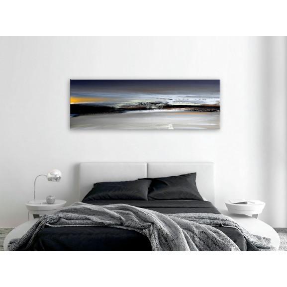 Tablou Marine Elegance (1 Part) Narrow 120 cm x 40 cm naturlich.ro
