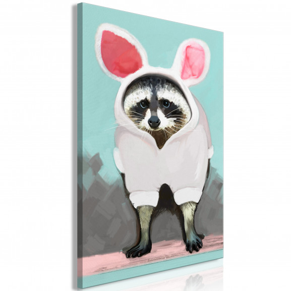 Tablou Raccoon Or Hare? (1 Part)...