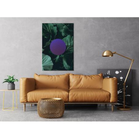 Tablou Botanical Abstraction (1 Part) Vertical 40 cm x 60 cm-01
