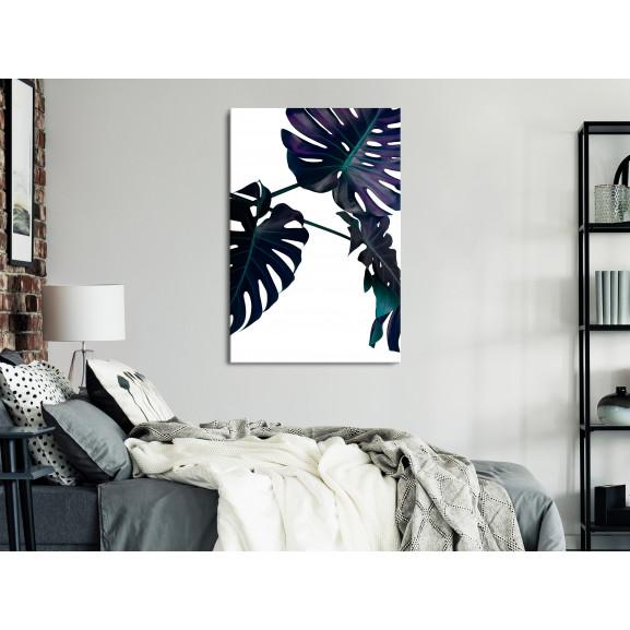 Tablou Evergreen (1 Part) Wide 120 cm x 80 cm naturlich.ro