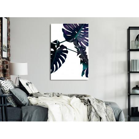 Tablou Evergreen (1 Part) Wide 120 cm x 80 cm-01