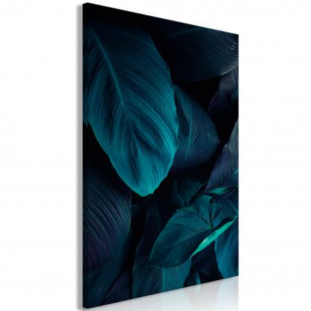 Tablou Night In The Jungle (1 Part) Wide 120 cm x 80 cm-01