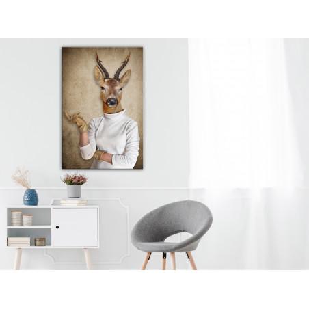 Tablou Housewife (1 Part) Vertical 40 cm x 60 cm-01
