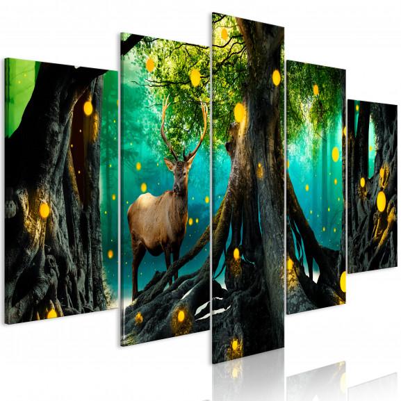 Tablou Enchanted Forest (5 Parts)...