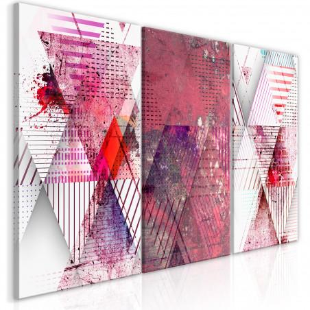 Tablou Spring Layout (3 Parts) 120 cm x 60 cm-01