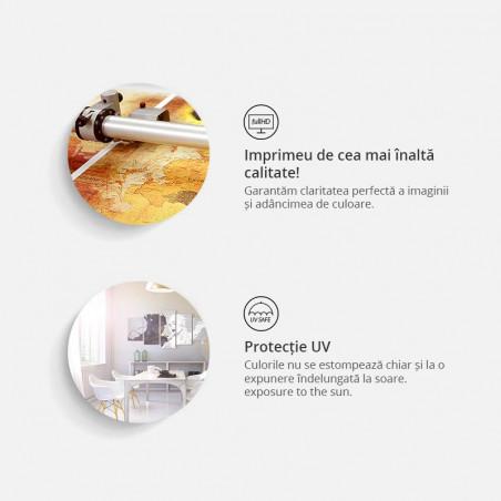 Tablou Vanilla Experience (3 Parts) 120 cm x 60 cm-01