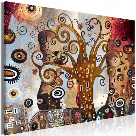 Tablou Joy Of Life (1 Part) Wide 120 cm x 80 cm-01